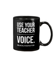 USE YOUR TEACHER VOICE Mug thumbnail