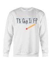 Tt Gg Ii Ff Crewneck Sweatshirt thumbnail