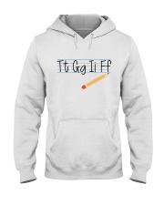 Tt Gg Ii Ff Hooded Sweatshirt thumbnail
