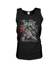 Black Templars Unisex Tank thumbnail