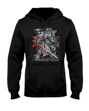 Black Templars Hooded Sweatshirt thumbnail