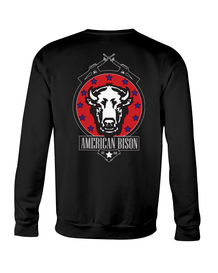 American Bison - Standard Crewneck Sweatshirt