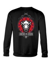 American Bison - Standard Crewneck Sweatshirt back