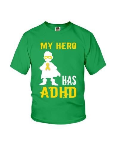 ADHD Hero Tshirt Gift