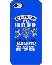 Top Gun Shirts Mess with me Phone Case thumbnail