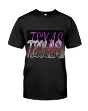 Texas limited time Classic T-Shirt thumbnail