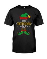 The Tattooed Elf  Classic T-Shirt front