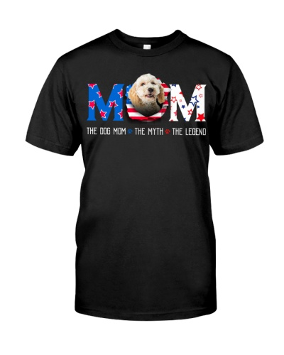 Poodle Crossbreed-Mom USA