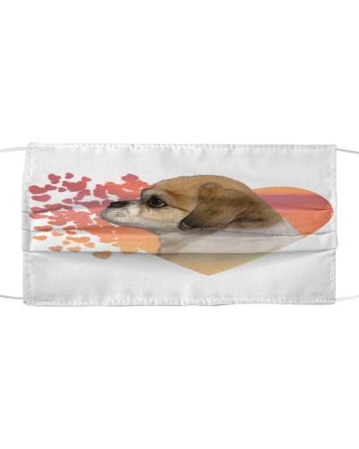 Pekingese-My Life-Mask