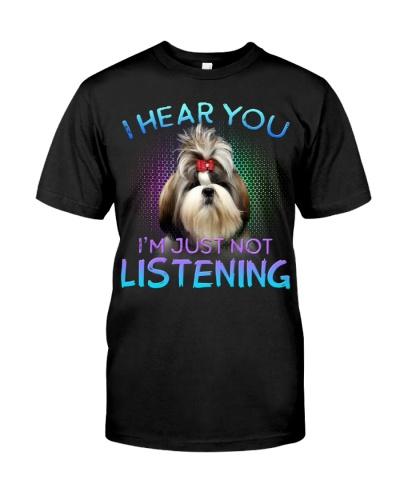 Shih Tzu-I Hear You