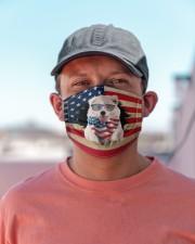 Samoyed-US Mask Cloth face mask aos-face-mask-lifestyle-06