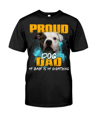 American Bulldog-Proud Dog Dad