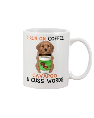 Cavapoo-Coffee