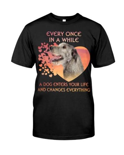 Irish Wolfhound-Enters Your Life