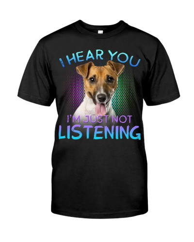 Jack Russell Terrier-I Hear You