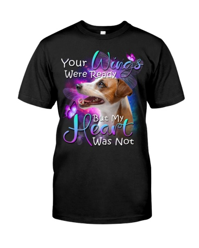 Jack Russell Terrier-Your Wings