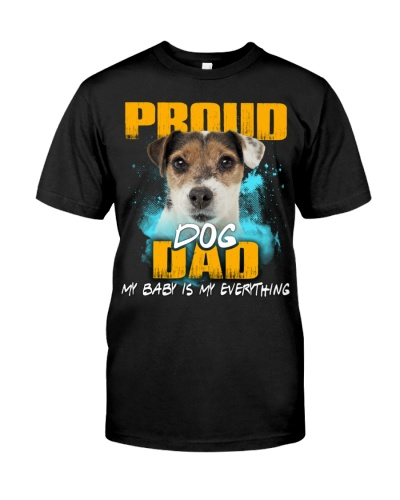 Parson Russell Terrier-Proud Dog Dad