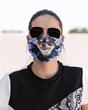 Chihuahua-Blue Mask Cloth face mask aos-face-mask-lifestyle-02