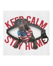 Labrador-Black-US-Keep Calm Cloth face mask aos-face-mask-coverlet-lifestyle-front-02