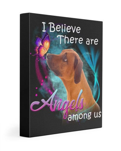 Rhodesian Ridgeback-Canvas Angels