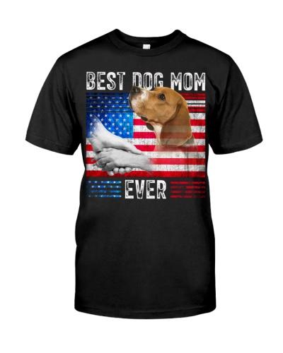 Beagle-Dog Mom Ever