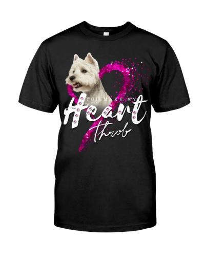West Highland White Terrier-Heart Throb