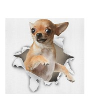 Chihuahua-Face Mask-Torn02 Cloth face mask aos-face-mask-coverlet-lifestyle-front-02
