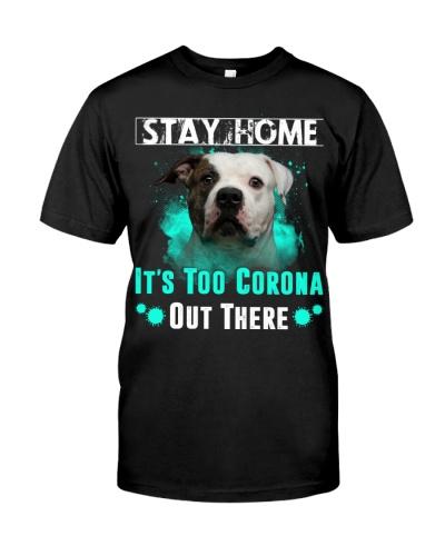 American Bulldog-Stay Home