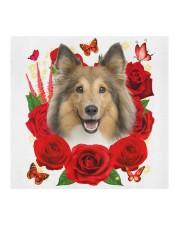 Shetland Sheepdog-Face Mask-Rose Cloth face mask aos-face-mask-coverlet-lifestyle-front-02