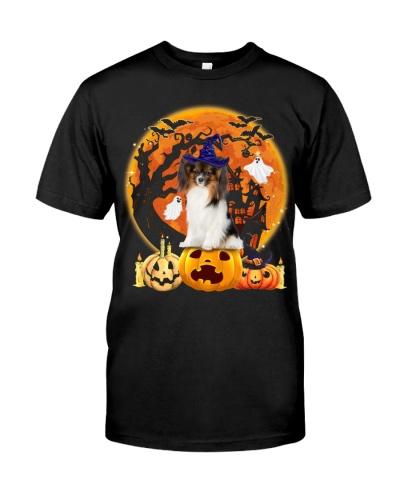 Papillon-Halloween