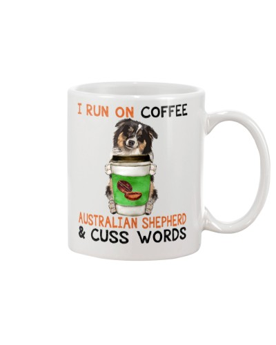 Australian Shepherd-Coffee