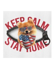 Pomeranian-US-Keep Calm Cloth face mask aos-face-mask-coverlet-lifestyle-front-02