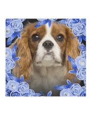 Cavalier King Charles Spaniel-02-Blue Mask Cloth face mask aos-face-mask-coverlet-lifestyle-front-02