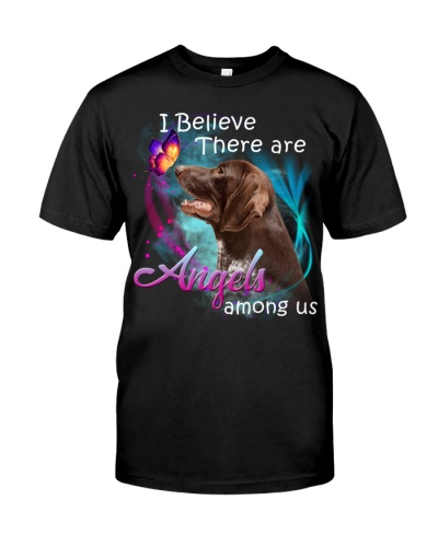 German Shorthaired Pointer-Angels Among Us