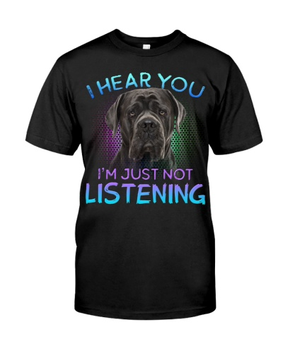 Cane Corso-I Hear You