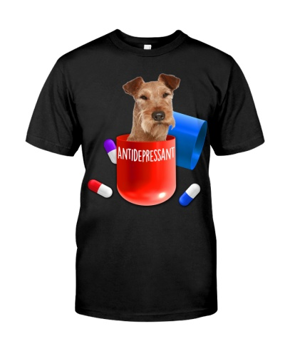 Irish Terrier-Antidepressant