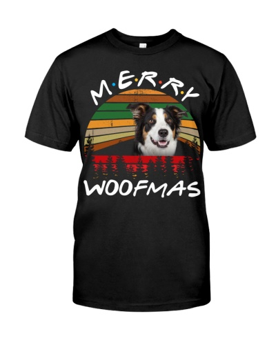 Border Collie-02-Merry Woofmas