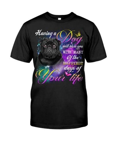 Pug-Black-Bless You