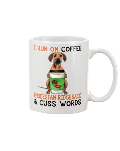 Rhodesian Ridgeback-Coffee