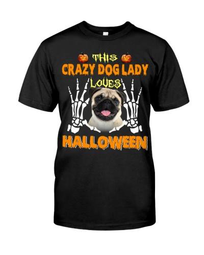 Pug-Loves Halloween