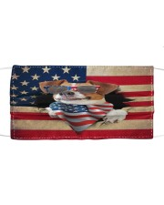 Jack Russell Terrier-US Mask Cloth face mask front