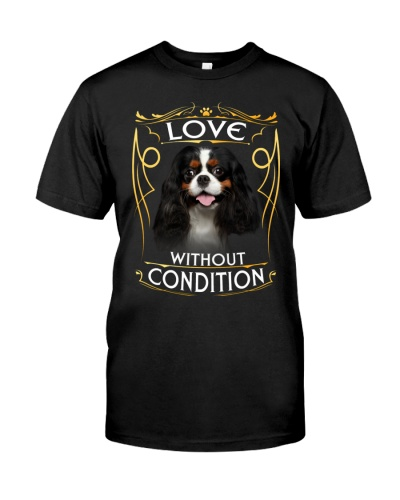 Cavalier King Charles Spaniel-Without Condition