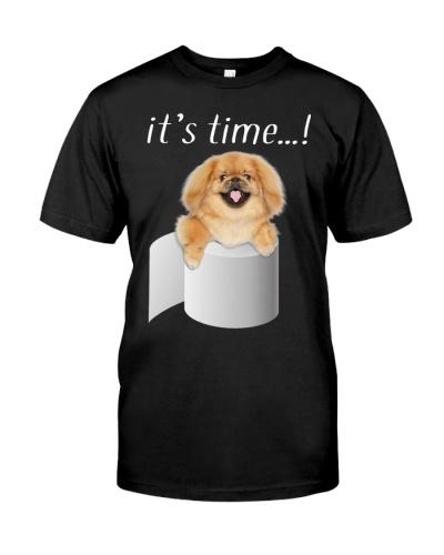 Pekingese-It's Time