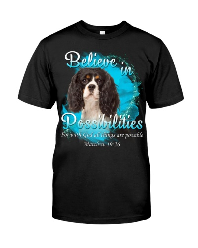 Cavalier King Charles Spaniel-Believe In