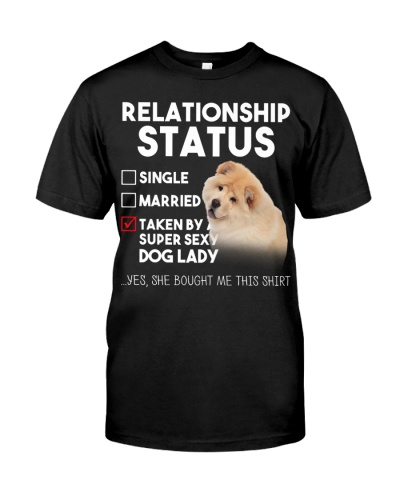 Chow Chow-Relationship Status