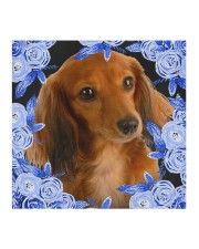 Dachshund-03-Blue Mask Cloth face mask aos-face-mask-coverlet-lifestyle-front-02