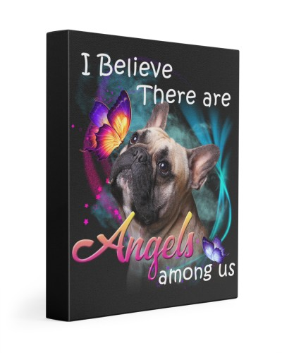 French Bulldog-02-Canvas Angels
