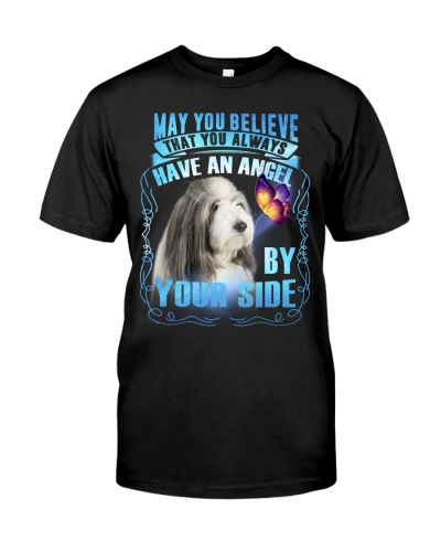 Bearded Collie-May You Believe