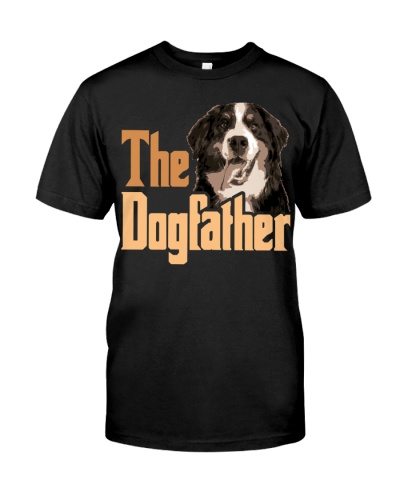 Bernese Mountain-The Dogfather