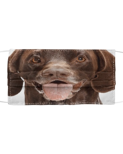 German Shorthaired Pointer-Face Mask